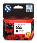 HP CZ109AE tintapatron fekete No.655 (eredeti)