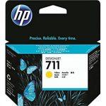 HP CZ132A tintapatron sárga No.711 (eredeti)