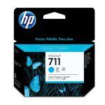 HP CZ134A tintapatronpack 3 ciánkék No.711 (eredeti)