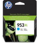 HP F6U16AE tintapatron ciánkék No.953XL (eredeti)