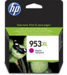 HP F6U17AE tintapatron magenta. No.953XL (eredeti)