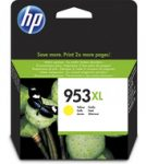 HP F6U18AE tintapatron sárgaight  No.953XL (eredeti)