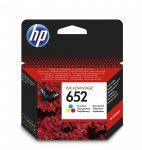 HP F6V24AE tintapatron színesor No.652 (eredeti)