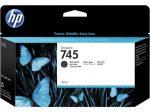 HP F9J99A tintapatron matt fekete No.745 (eredeti)