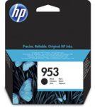 HP L0S58AE tintapatron fekete No.953 (eredeti) (eredeti)