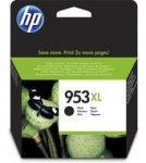 HP L0S70AE tintapatron fekete No.953XL (eredeti)