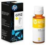 HP M0H56AE tintapatron sárga No.GT52