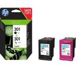 HP 301 Ink toner Combo 2-Pack N9J72AE (eredeti)