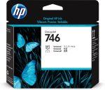 HP P2V25A nyomtatófej fekete No.746 (eredeti)