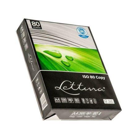 A/4 Lettura Copy 80g. újrahasznosított másolópapír ISO 80-as fehérségű