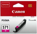 Canon CLI-571 magenta tintapatron (eredeti)