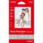 Canon 10x15 cm GP501 50 ív 200 gramm fotópapír