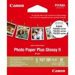Canon 9x9 cm PP201 20 ív 265 gramm fényes fotópapír