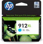 HP 3YL81AE / 912XL tintapatron ciánkék (eredeti)