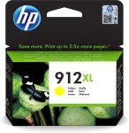 HP 3YL83AE / 912XL tintapatron sárga (eredeti)