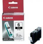 Canon BCI-6 fekete tintapatron (eredeti)