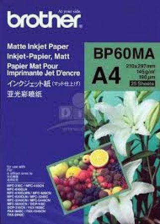 P Brother BP60MA fotópapír A4 (eredeti)