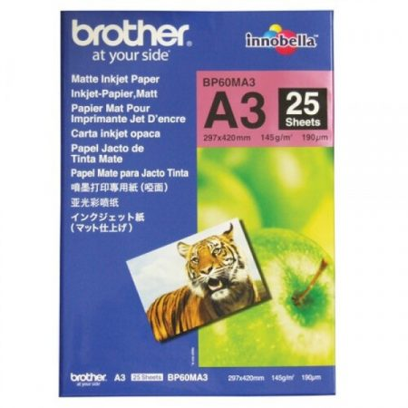 Brother Matt tintasugaras papír A3 (eredeti)