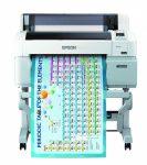 Epson Surecolor SC-T3200 A1 CAD színes tintasugaras nyomtató - állvánnyal