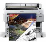 Epson Surecolor SC-T5200 A0 CAD színes tintasugaras nyomtató - állvánnyal