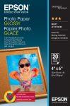 Epson 10 x 15 cm fényes fotópapír 20 lap 200 gramm (eredeti)