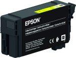 Epson T40C4 tintapatron sárga 26ml (eredeti)