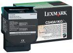 Lexmark C540A1KG fekete toner (eredeti)