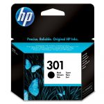 HP CH561EE / 301 tintapatron fekete (eredeti)