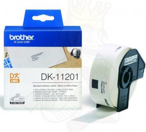 Brother DK-11201 etikett (eredeti)