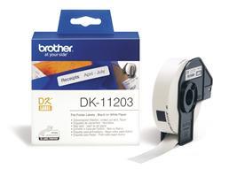Brother DK-11203 etikett (eredeti)