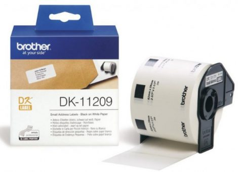 Brother DK-11209 etikett (eredeti)