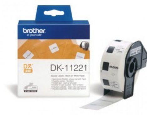 Brother DK-11221 etikett (eredeti)