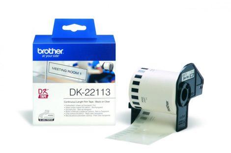 Brother DK-22113 filmszalag (eredeti)