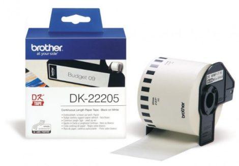 Brother DK-22205 papírszalag (eredeti)