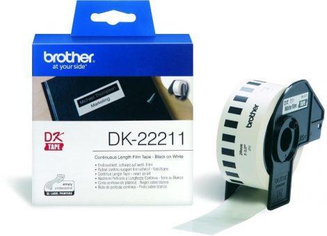 Brother DK-22211 filmszalag (eredeti)