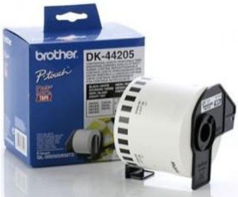 Brother DK-44205 papírszalag (eredeti)