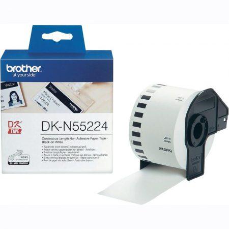 Brother DK-N55224 papírszalag (eredeti)