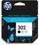 HP F6U66AE / 302 tintapatron fekete (eredeti)