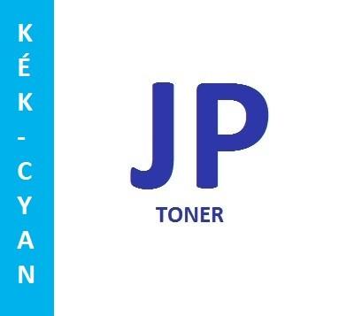 """Ricoh 841551 / MPC400 toner ciánkék """"JP"""" (utángyártott)"""