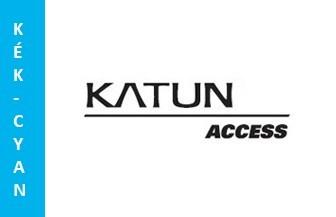 """Ricoh 841820 / MPC3003 / MPC3503 toner ciánkék """"KATUN ACCESS"""" (utángyártott)"""