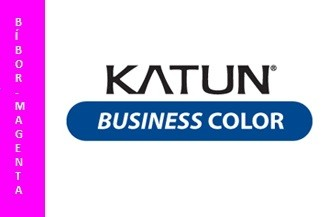 "Sharp MX-C30GTM magenta toner ""KATUN BUSINESS"" (utángyártott)"