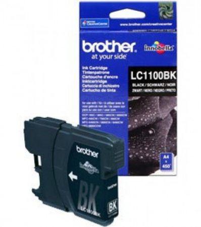 Brother LC1100BK tintapatron fekete (eredeti)