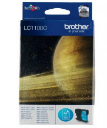 Brother LC1100C tintapatron kék (eredeti)