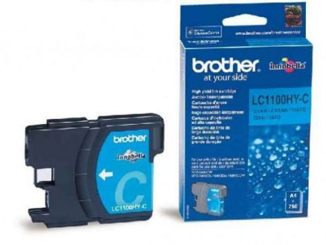 Brother LC1100HYC tintapatron kék (eredeti)