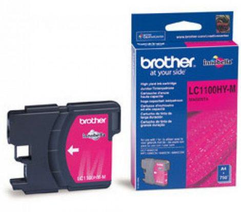 Brother LC1100HYM tintapatron magenta (eredeti)