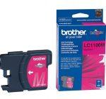 Brother LC1100M tintapatron magenta (eredeti)