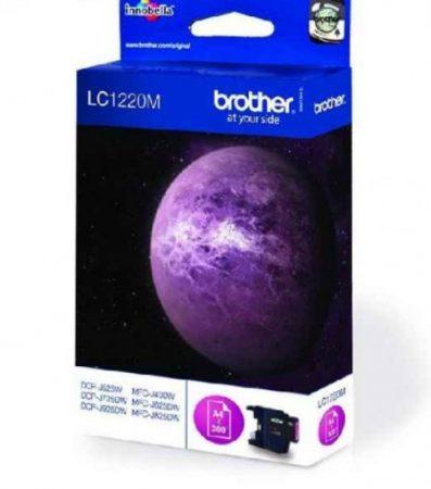 Brother LC1220M tintapatron magenta (eredeti)
