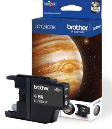 Brother LC1240BK tintapatron fekete (eredeti)