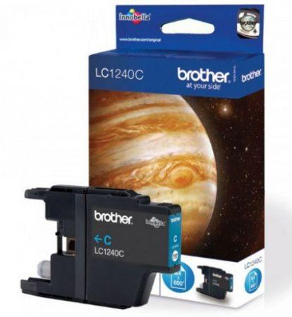 Brother LC1240C tintapatron kék (eredeti)