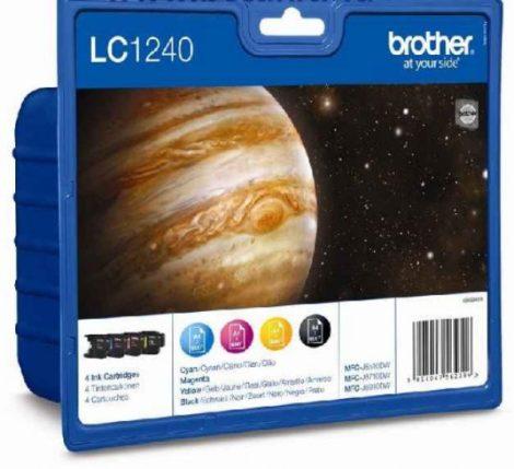 Brother LC1240BKCMY tintapatron csomag (eredeti)